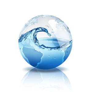 Filtered water - reducing bottles
