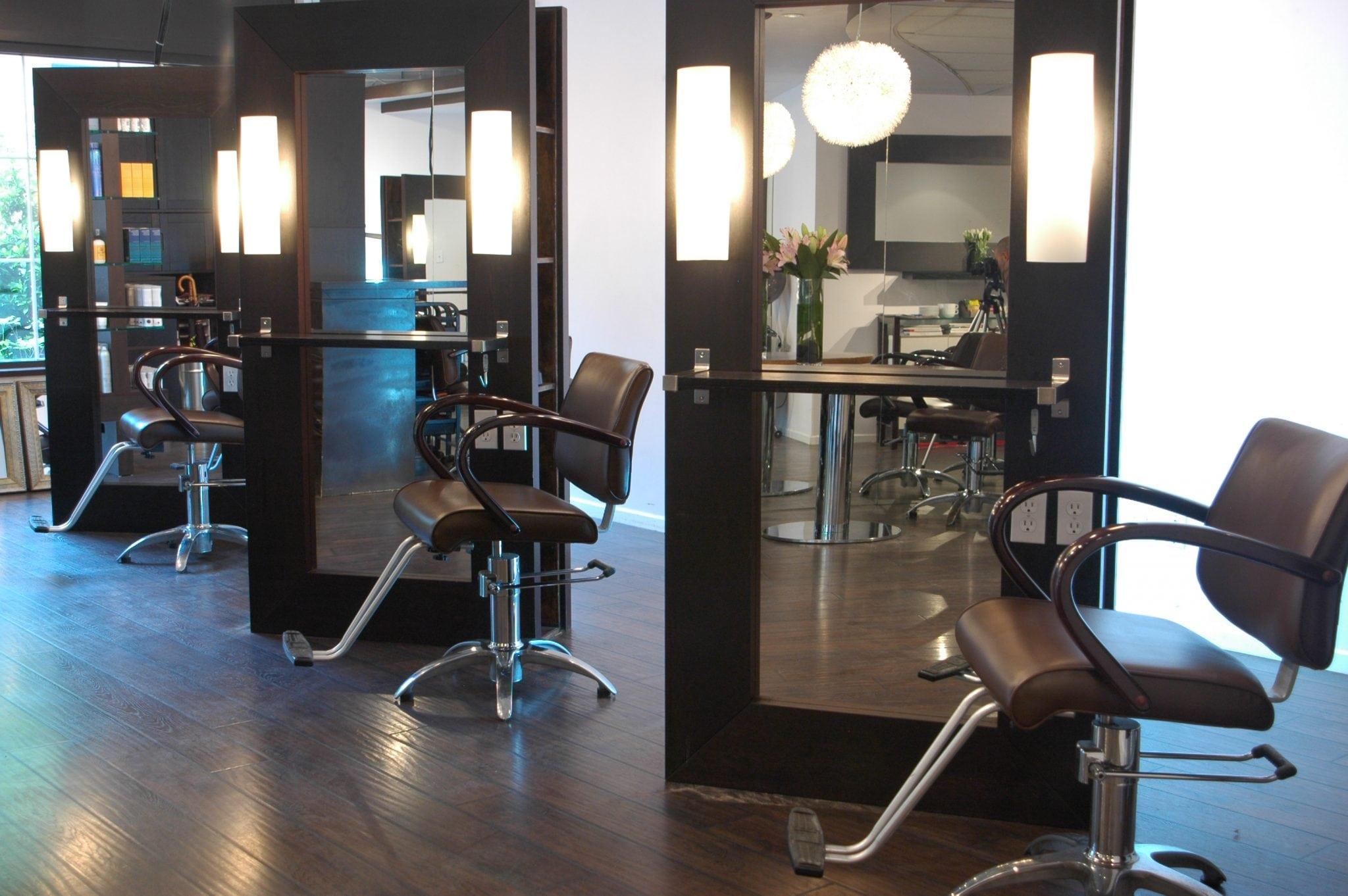 Hair Salon Downtown Vancouver