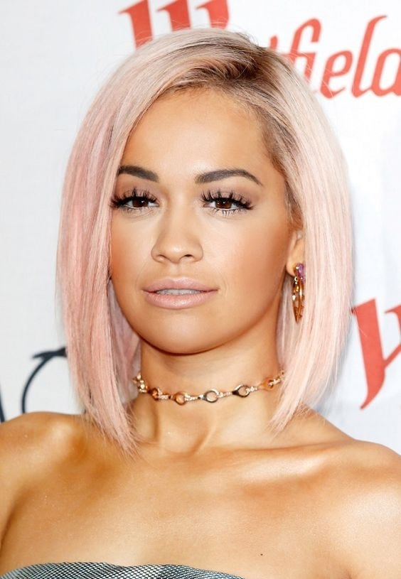 PASTEL HAIR COLOUR IDEAS