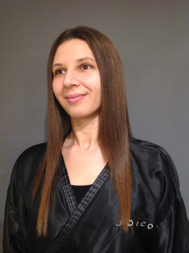 Japanese Straightening – Beata