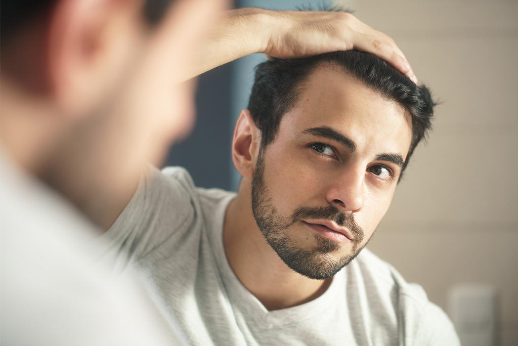 Solutions For Hair Loss Challenges for Men