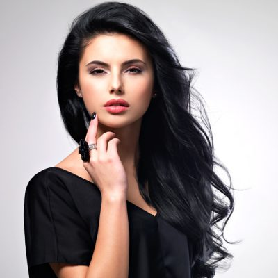 hair extension in vancouver - Lounge hair studio