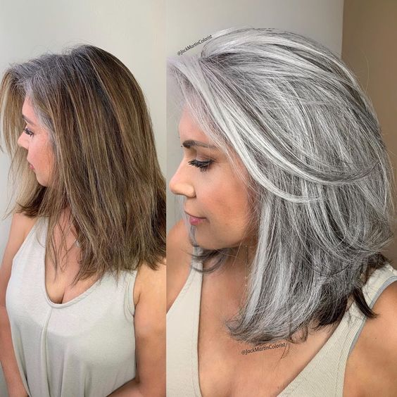 Gray Hair Challenges for Women